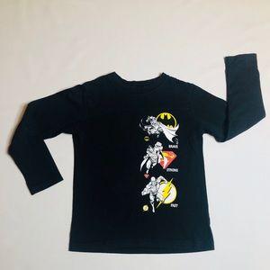 Children's Place boys long sleeve graphic shirt